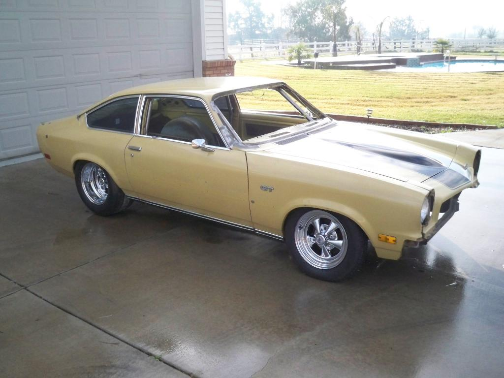 All Chevy 73 chevy vega : 73 vega with v8? - Chevelle Tech