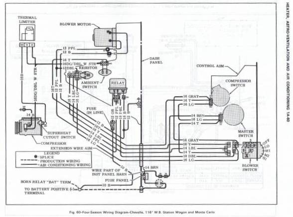 1977 Chevelle Air Conditioning Wiring Diagram Wiring Diagram Correction Correction Cfcarsnoleggio It