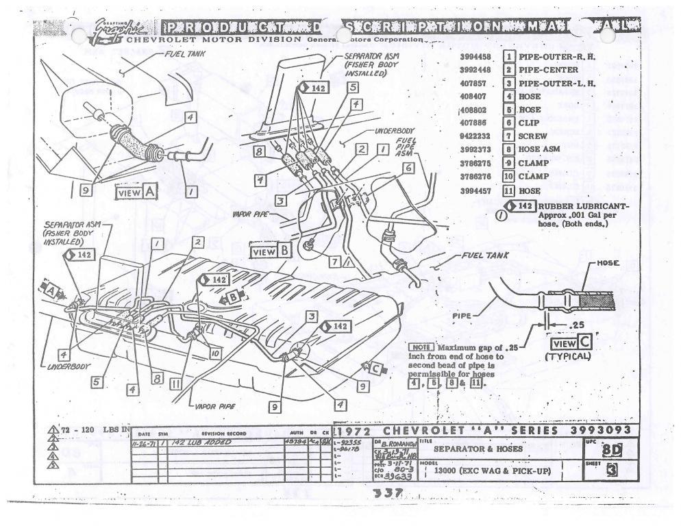 1972 Chevelle Wiring Diagram Gas Tank 1972 Automotive Wiring – 1972 Chevelle Wiring Diagram