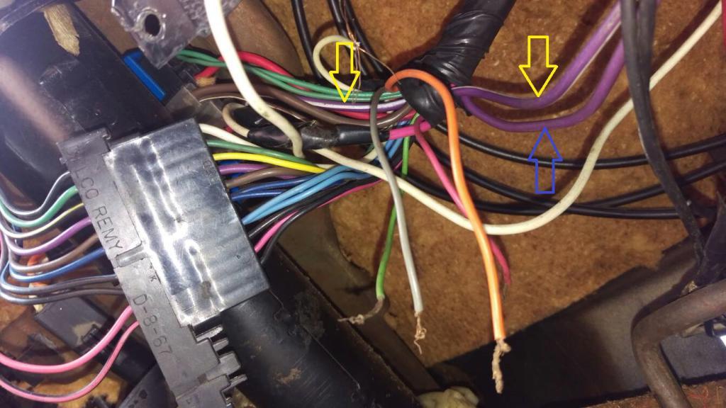 69 Chevelle Wiring Mess Chevelles Com