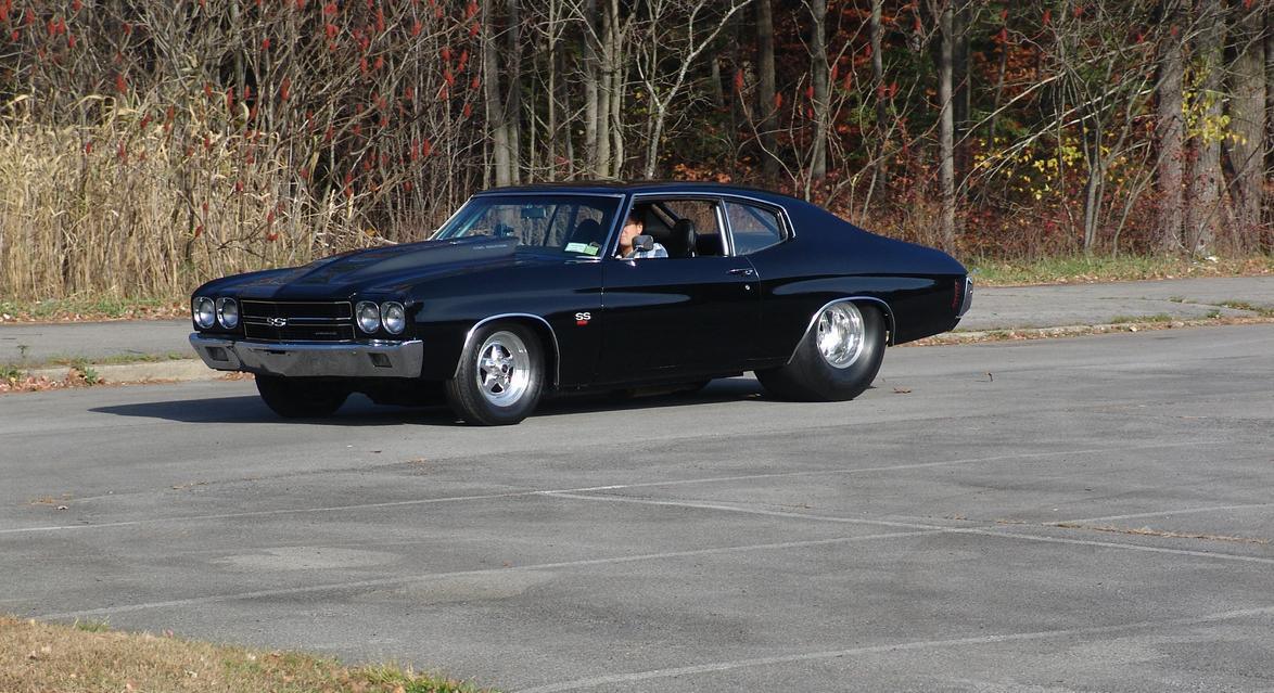 What is pro street - Chevelle Tech