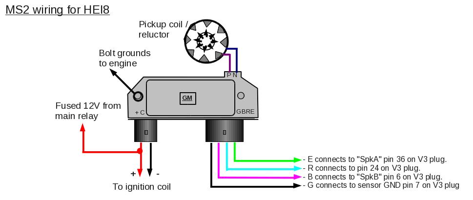 8 pin trailer wiring diagram annavernon 8 pin wiring diagram hei automotive diagrams