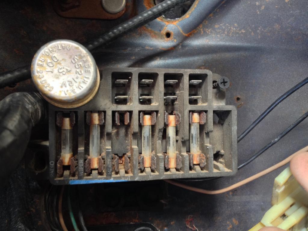 1964 Chevelle Fuse Box Diagram | Chevelles.comwww.chevelles.com