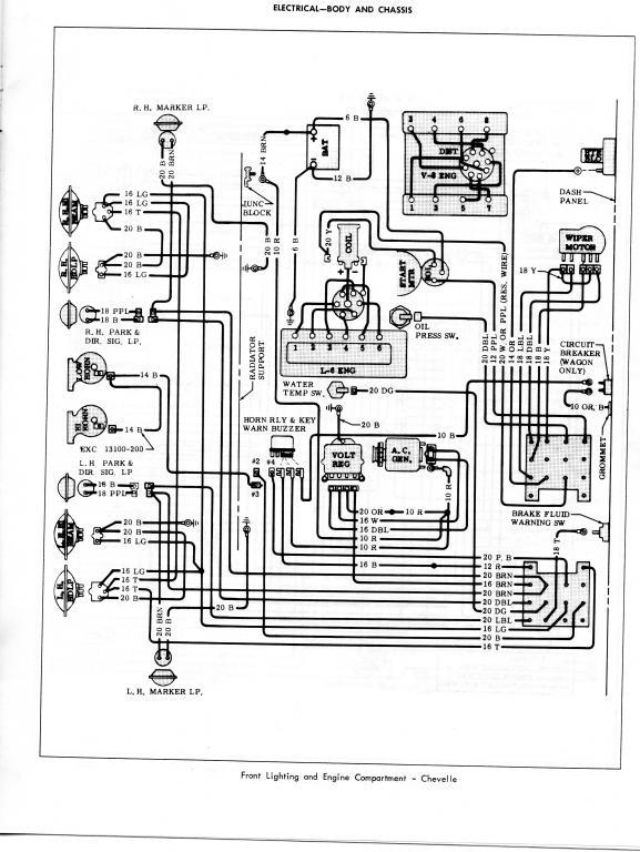 69 A C Wiring Diagram Chevelles Com