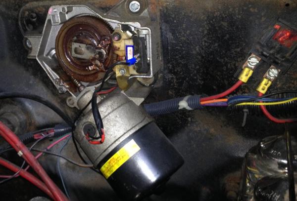 Wiper Motor Wiring Team Chevelle, 72 Chevelle Wiper Motor Wiring Diagram