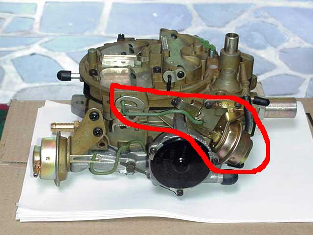 Carburetor troubleshooting quadrajet Quadrajet Carb