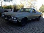 1968 Chevrolet ElCamino SS396