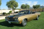 1970 Chevrolet Chevelle SS 454 Convertible
