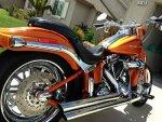 2008 Harley Davidson FXSTSSE2