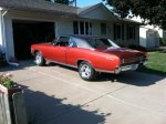 1966 Chevrolet Clone SS