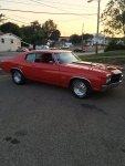 1970 Chevrolet chevelle ss CLONE
