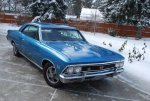 1966 Chevrolet Chevelle SS396