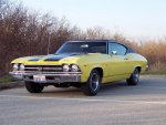 1969 Chevrolet ChevelleSS