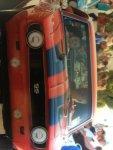 1969 Chevrolet SS camaro
