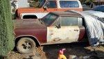 1966 Chevrolet SS396 Chevelle