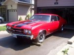 1970 Chevrolet Super Sport