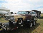 1965 Chevrolet 300 2-door wagon