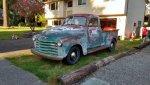 1953 Chevrolet 3100 Truck