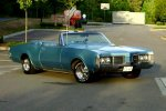 1968 Oldsmobile Delmont 88 Convertible