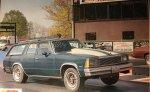 1981 Chevrolet Malibu wagon
