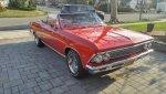 1966 Chevrolet Chevelle 300 Convertible