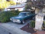 1966 Chevrolet Chevelle 4D
