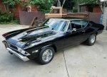 1968 Chevrolet SS396