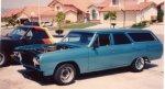 1965 Chevrolet Chevelle Malibu Wagon
