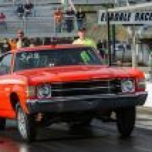1971 Heavy Chevy launch