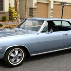 Numbers matching L79 '65 Chevelle SS