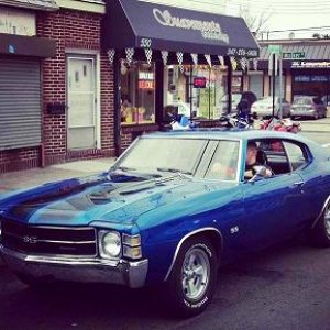 1971 Chevelle (Heavy Chevy) SS Clone
