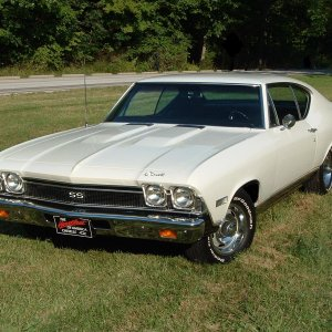 '68 Chevelle SS396